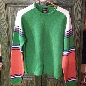 VTG JCPenney 100% orlon acrylic sweater Large